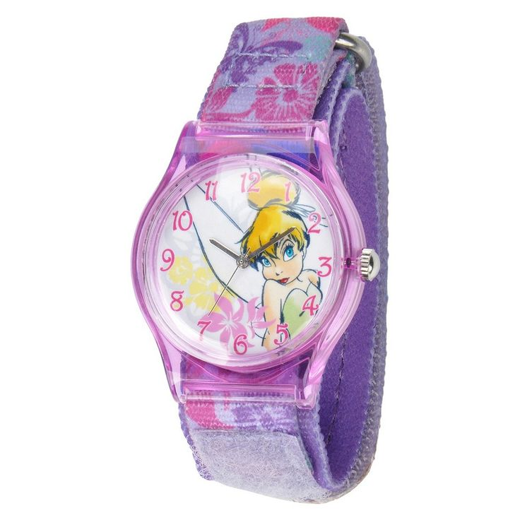 Kid's Disney Tinker Bell Watch - Purple