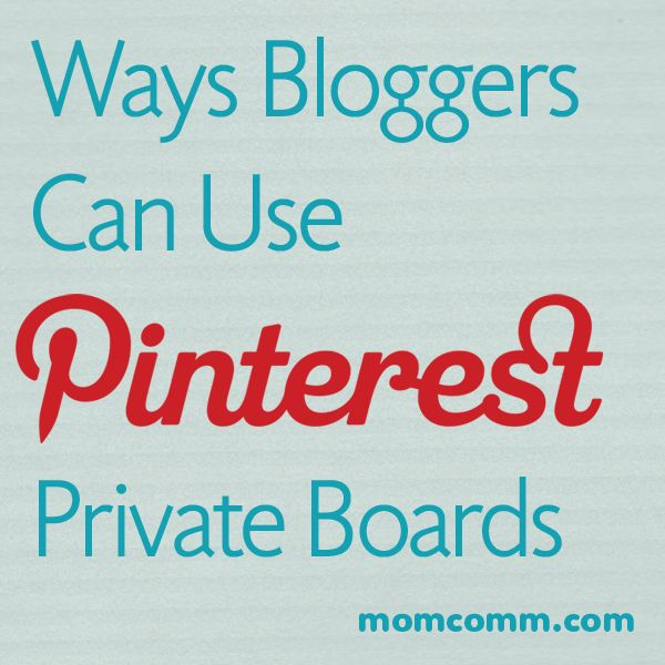 Ways Bloggers Can Use Pinterest Secret Boards