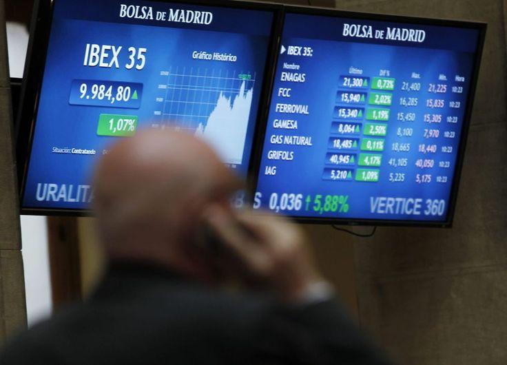 Noticias e información sobre todas las empresas del Ibex 35, los mercados, la bolsa española, prima de riesgo, valores, bonos etc.