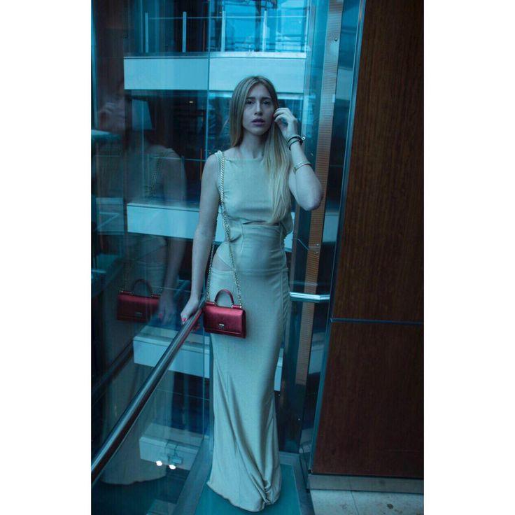 Love ❤️ in the elevator 🎶Starring Katerina