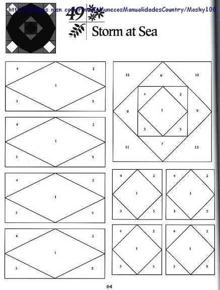 PAPER PIECE PATTERN- Picasa Web Albums