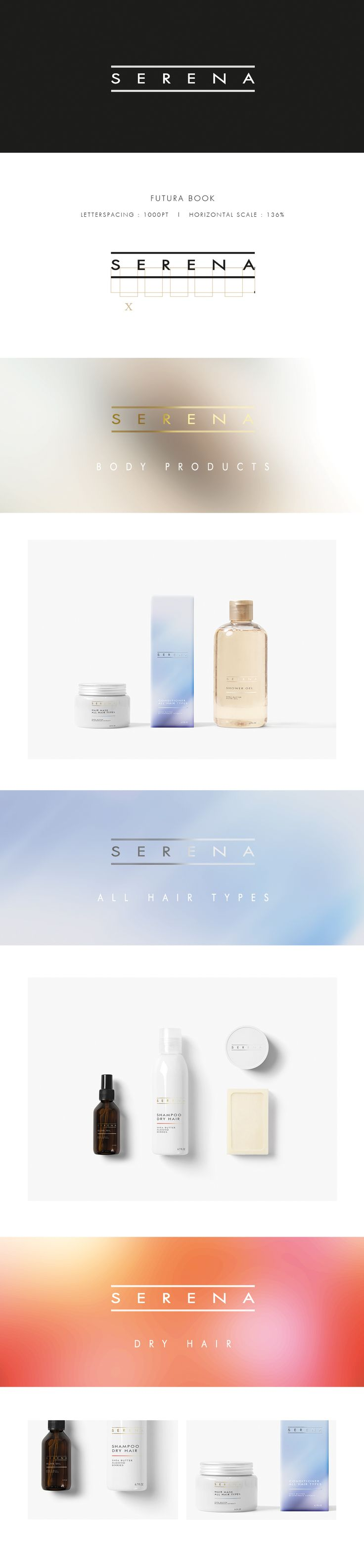 SERENA COSMETICS on Behance @ Filomena Spa Pinterest #Lifestyle #Wellness…