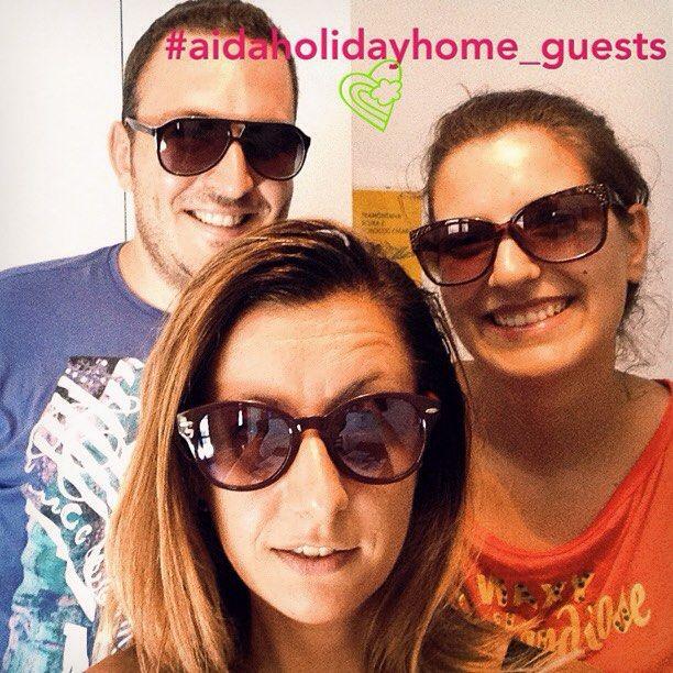 #New #guests in #aidaholidayhome #casavacanza #castellammaredelgolfo #visit #sicily #aidaholidayhome_guests #travel #trapani