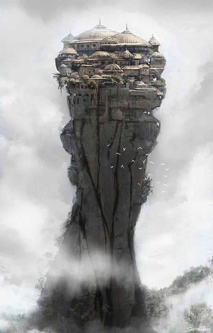 Confraria de Arton: Imagens para Inspirar - Cenários III: Belíssimos lugares