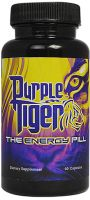 Purple Tiger Diet Pill 60 Capsules