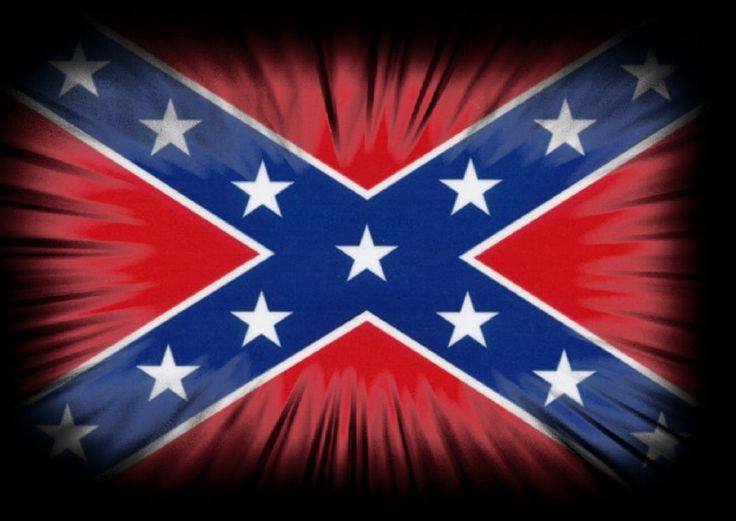 Southern flag doesn't represent racism to southers it represents our freedom