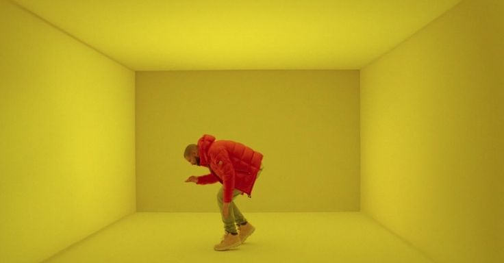 Can you guess which is Drake and which is James Turrell?