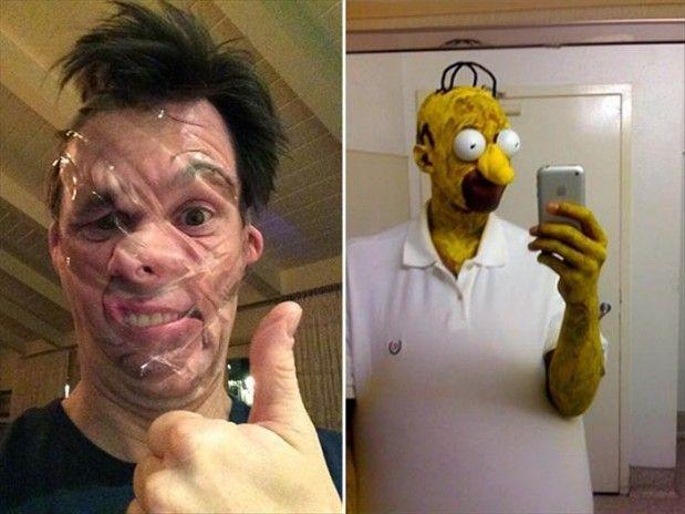 Hämmentävät selfiet – Katso 20 erikoista kuvaa! https://www.facebook.com/profile.php?id=100009068054021