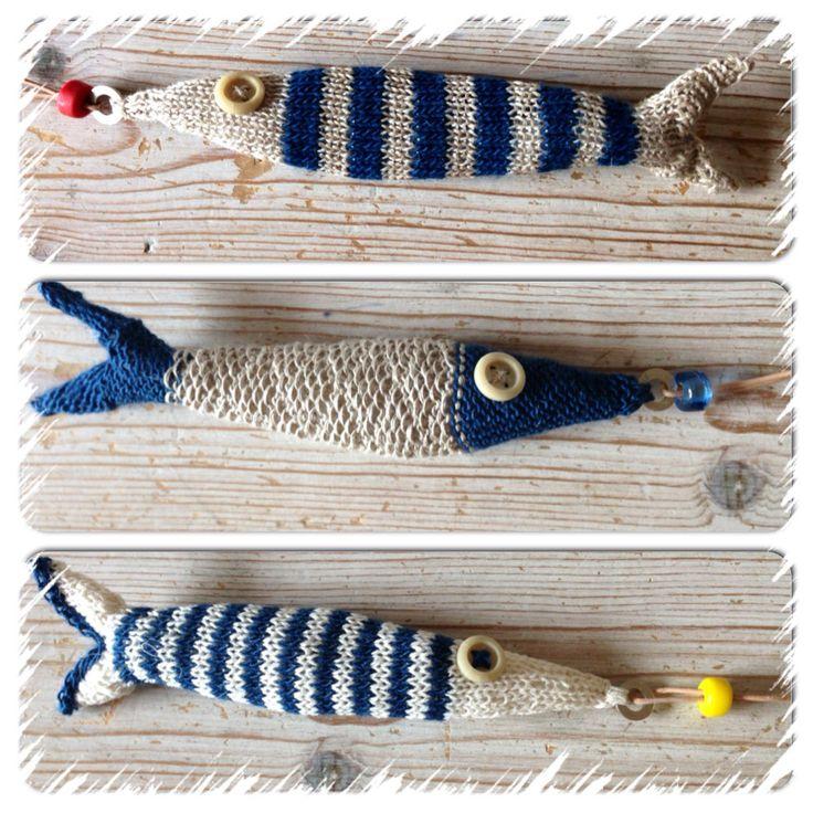Strikkede fisk