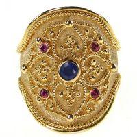 GreekGold.com - Gold jewelry - Gold Rings