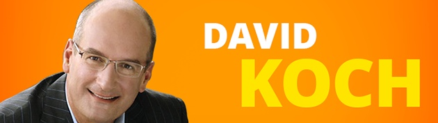 David Koch - Shave years off your home loan