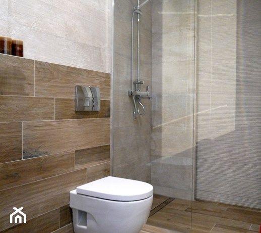łazienka W Męskim Stylu Mała łazienka Z Oknem Styl