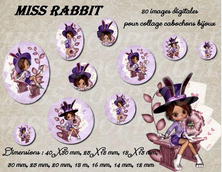 17 best ideas about miss rabbit on pinterest spielzeug. Black Bedroom Furniture Sets. Home Design Ideas