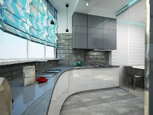Квартира в Новых Ватутинках  | Портфолио AcademyDesign