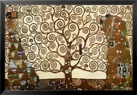 Gustav Klimt - Livets träd