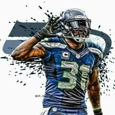 S Kam Chancellor of the Seattle Seahawks
