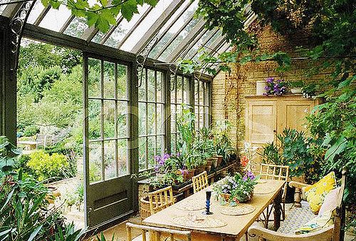 Garden Conservatory | ca. 1980s-1990s --- Conservatory --- I… | Flickr