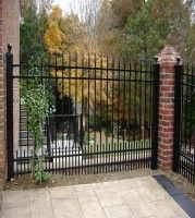 Do You Need A Fence Iron Fence Can Build And Install It For You We