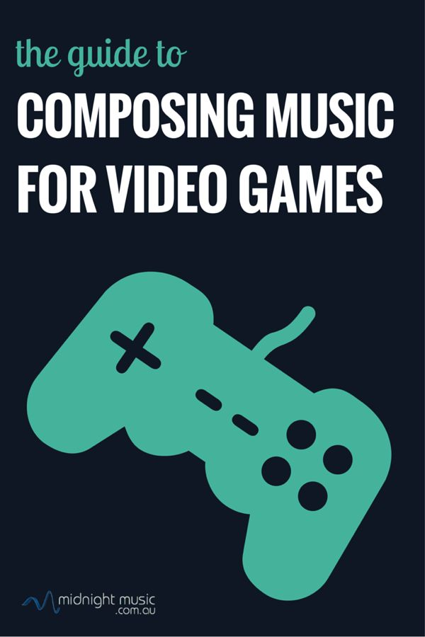 The Guide To Composing Music For Video Games  ♫ CLICK through to read more or save for later!  ♫
