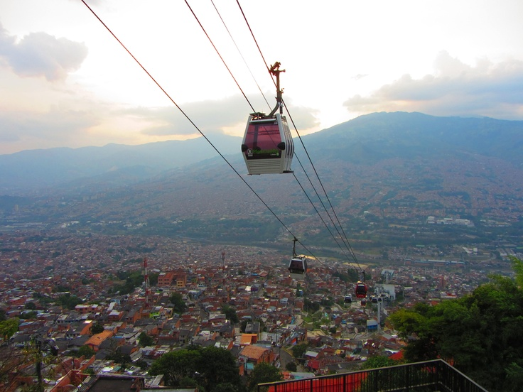 Metrocable (Medellin, Colombia)