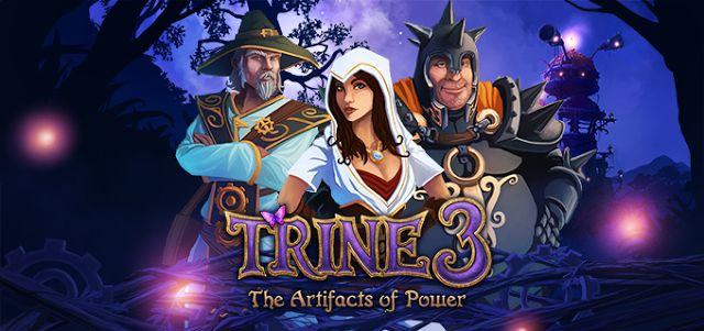 Trine 3 PC Game: Trine 3 Game System Requirements