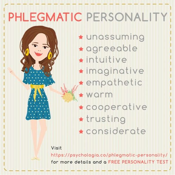Phlegmatic Sanguine Personality Test   Who Im I