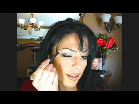 ARBONNE MakeUp Tutorial~ Sheer Glow Highlighter Over Your Make Up!