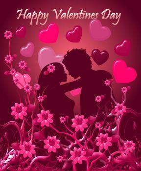 Happy-Valentines-Day-2018 by Creaciones-Jean