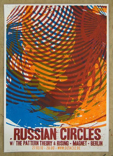 Russian Circles poster