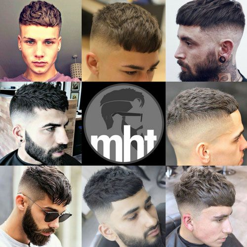 Facebook Pinterest TwitterThe French crop haircut is the ideal low-maintenance but trendy men's haircut. A twist on the classic, military Caesar cut is all that it takes to get this stylish and easy look. Perfect for relatively short hair and requiring minimal styling, cropped haircuts offer a solution for guys who want to feel good …