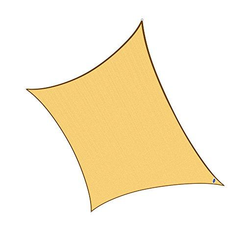 Cool Area 16-Feet-by-5-Inches Square Sun Shade Patio Sail Sand For Sale https://patioumbrellasusa.info/cool-area-16-feet-by-5-inches-square-sun-shade-patio-sail-sand-for-sale/