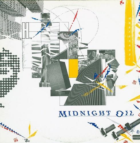 Midnight Oil - 10,9,8....