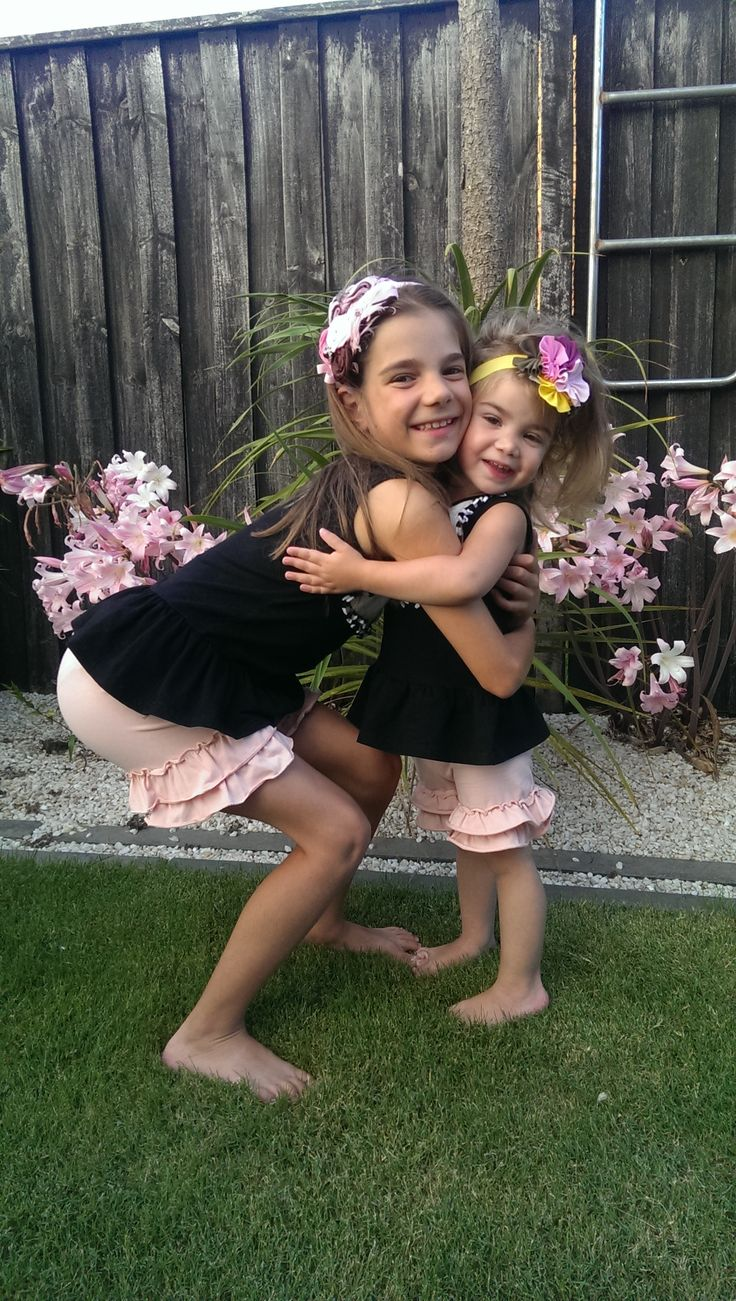 Rufflelicious girls