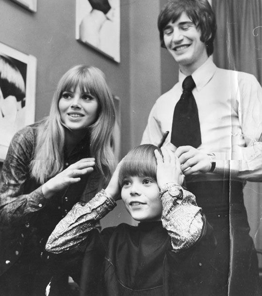 Leslie Cavendish The Beatles Hairdresser From 1967 1975 History