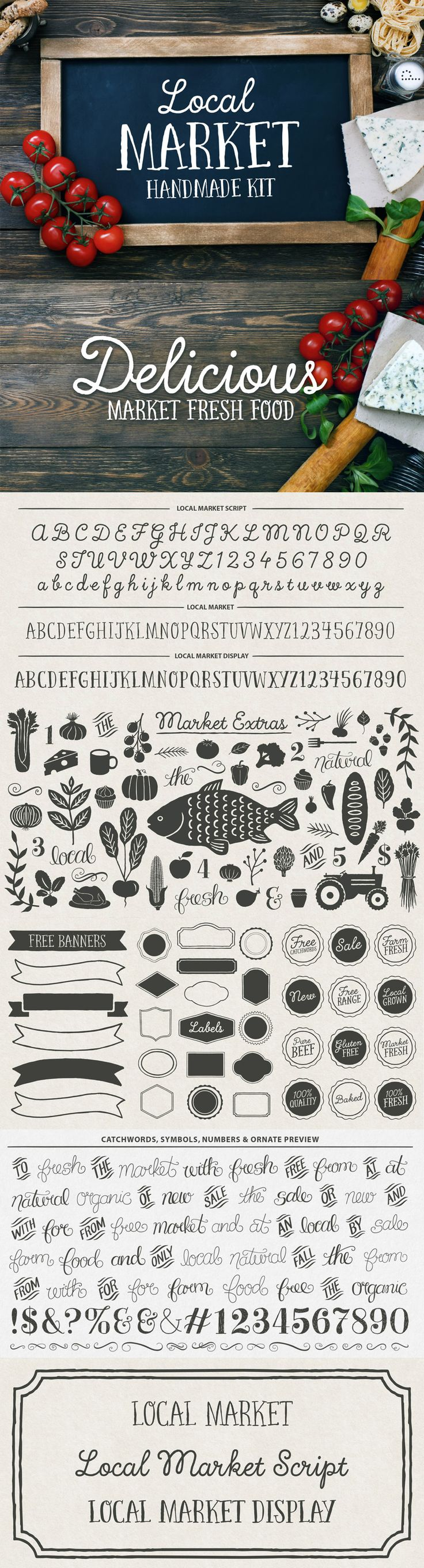 22 Best Selling Gorgeous Fonts (With Web Fonts and Extended Licensing) Just $29