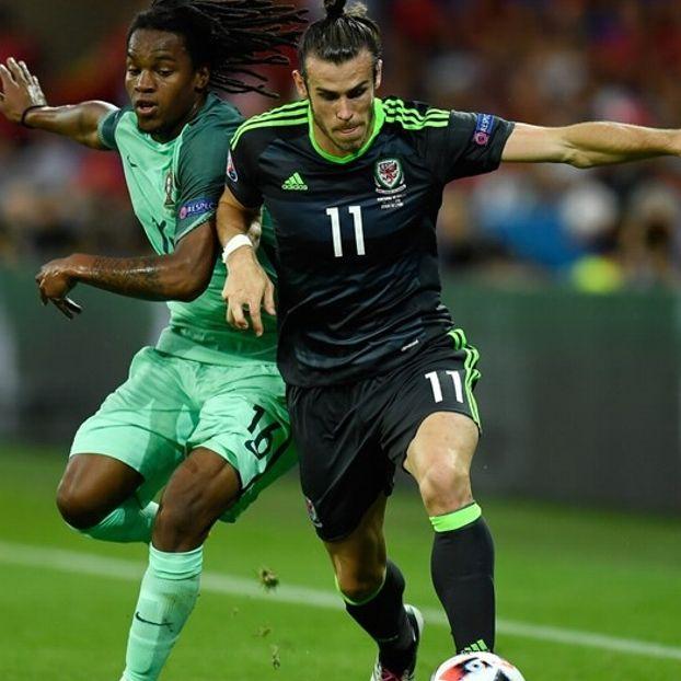 #RenatoSanches #Portogallo contro Gareth #Bale #Galles