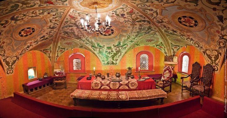 Палаты бояр Романовых | 21 фотография