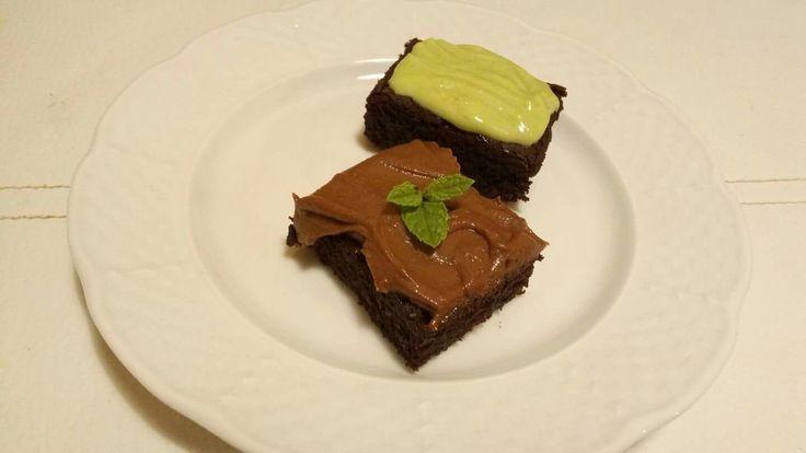.. Avokádové brownies paleo