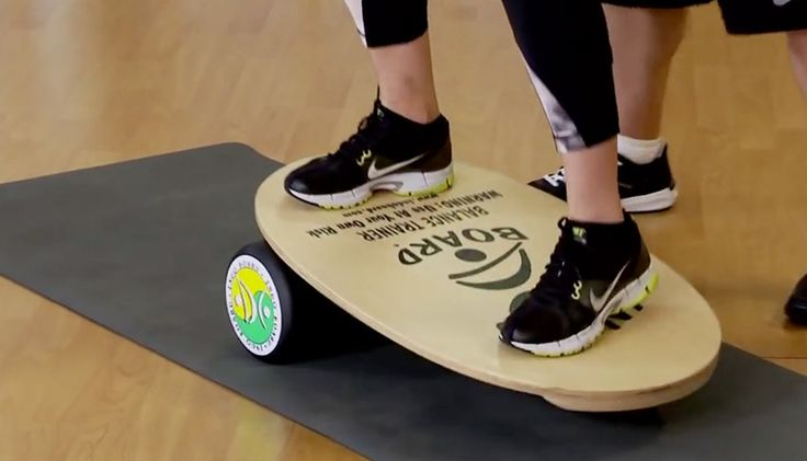 Keep surf fit with an Indo Board, fitness tips on the SurfGirl website