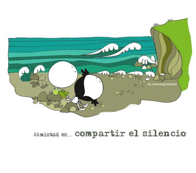 compartir el silencio (Muxote Potolo bat)
