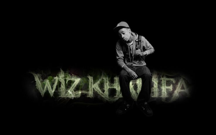Wiz Khalifa Wallpapers HD  Wallpaper