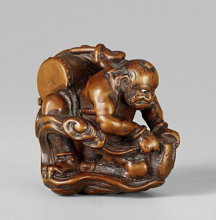 Best images about okimono and netsuke on pinterest is