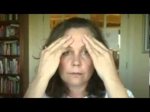 Easy Face Exercises Natürliches Facelifting – Video 2 Stirnlifte – YouTube – #E…