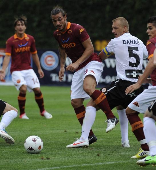 Pablo Daniel Osvaldo - AS Roma v Zaglebie Lubin