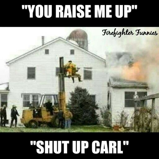 Shut Up Carl