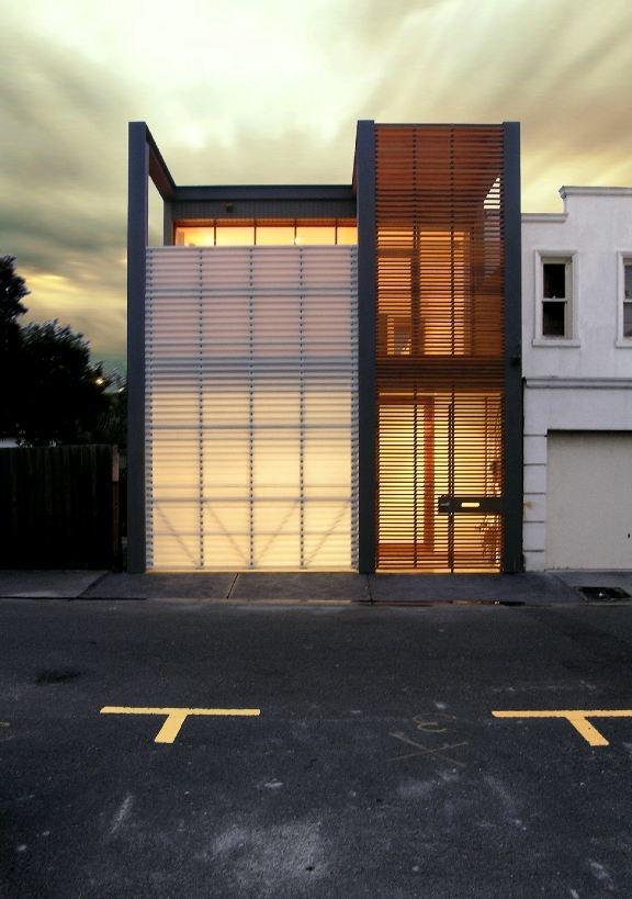 Jackson Clements Burrows | Normanby St House | Melbourne, Australia | 2005