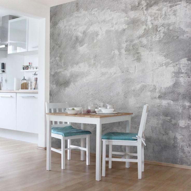 1000 ideas about tapete betonoptik on pinterest. Black Bedroom Furniture Sets. Home Design Ideas