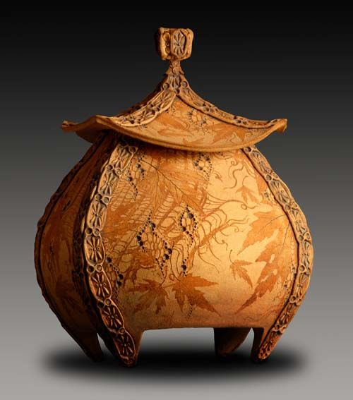 Don McWhorter - all of his pottery is fabulous, pictures are great but they don't begin to do justice to his art!