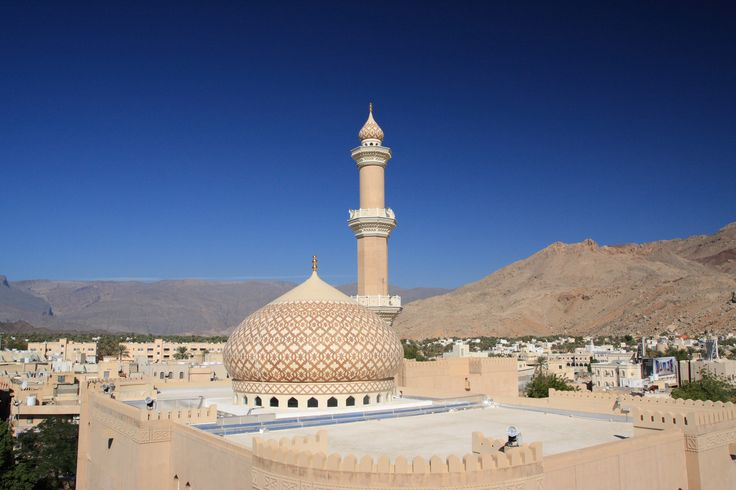 Nizwa - Nizwa, the verdant oasis city with its blend of the modern and the ancient was the capital of Oman during the 6th and 7th century. One of the oldest cities of the Sultanate, this was once a center of education and art.