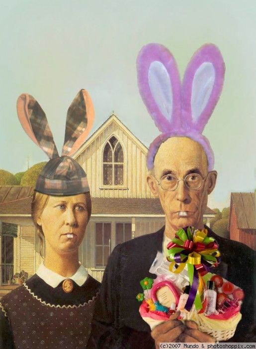 Click to view full size image ============== Gothic Easter Keywords: Mundo Gothic Easter american